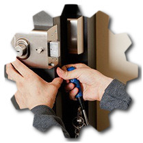 Rekeying a deadbolt in a residential home